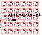 Hello Kitty memory game spiele online