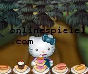 Hungry Hello Kitty gratis spiele